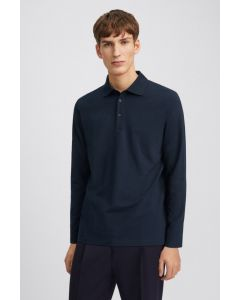 Poloshirt FILIPPA K Luke Lycra Polo Shirt Navy