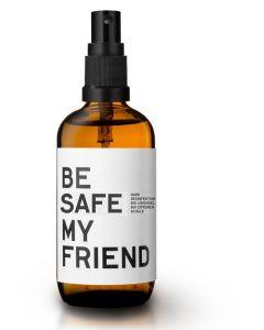 Handdesinfektionsspray BE […] MY FRIEND Be Safe My Friend Lavendel Zitronenschale 100ml
