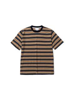 Shirt NORSE PROJECTS Johannes Multi Stripe Duffle