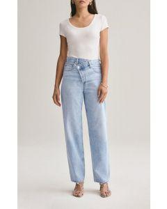 Jeans AGOLDE Criss Cross Upsized Jean Surburbia