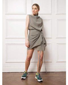 Kleid AHLVAR GALLERY Telly Dress Light Military