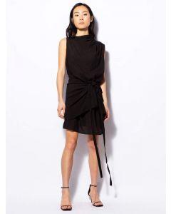 Kleid AHLVAR GALLERY Telly Dress Washed Black