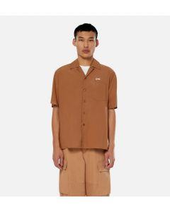Hemd AMI PARIS Ami Embroidery Short Sleeve Shirt