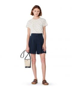 Shorts A.P.C. Diane Dark Navy