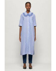 Kleid BAUM&PFERDGARTEN Ahjah Blue Mix