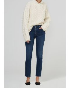 Jeans CITIZENS OF HUMANITY Skyla Mid Rise Cigarette Jean Evermore