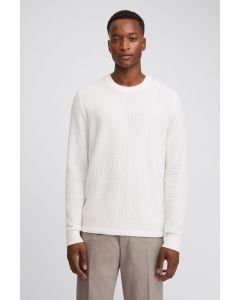Pullover FILIPPA K Clive Sweater White Chalk