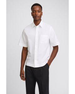 Kurzarmhemd FILIPPA K Owen Cotton Shirt