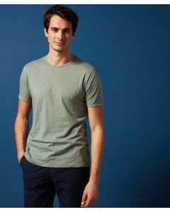 Shirt HARTFORD Verdigris light jersey tee-shirt