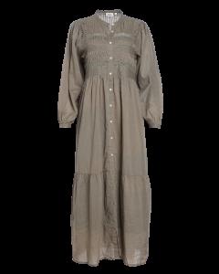 Kleid HARTFORD Rina Army Green