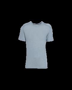 T-Shirt HARTFORD Linen Crew Oyster