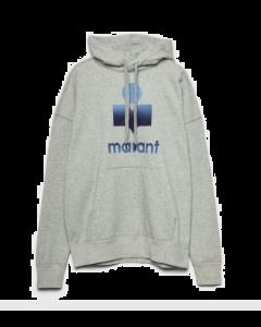 Kapuzensweater ISABEL MARANT ÉTOILE Mansel Grey