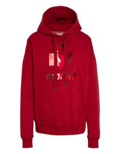Kapuzensweater ISABEL MARANT ÉTOILE Mansel Red