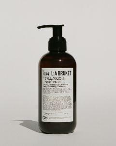 Seife L:A BRUKET No. 94 Hand & Body Wash Salbei, Rosmarin & Lavendel