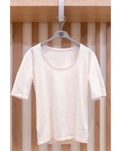 Shirt MAJESTIC Polly Round Neck Silk Touch