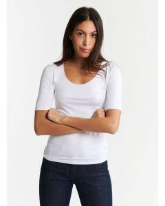 Shirt MAJESTIC U-neck T-shirt