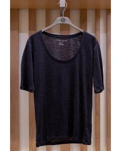 Shirt MAJESTIC U-Neck Elbow Sleeve T-shirt