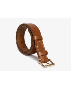 Gürtel MISMO Classic Belt Light Brown
