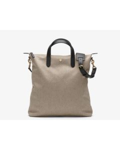 Tasche MISMO M/S Shopper Grand Herringbone/Black