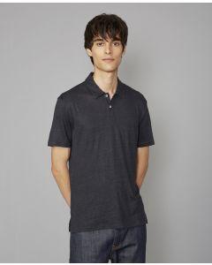 Shirt OFFICINE GÉNÉRALE Bruno Polo Dark Navy