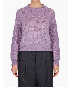 Pullover ROBERTO COLLINA Lilac