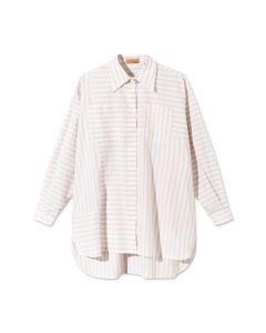 Bluse RUE DE TOKYO Shea Beige White