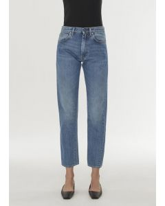 Jeans TOTÊME Twisted Seam Denim Washed Blue