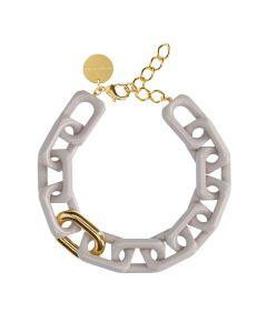 Halskette VANESSA BARONI Squared Necklace Short